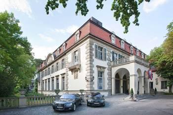 Exterior view of The Regent Schlosshotel Berlin.