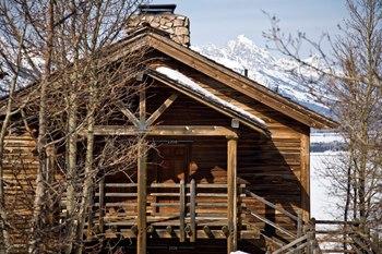 Cabin at Spring Creek Ranch