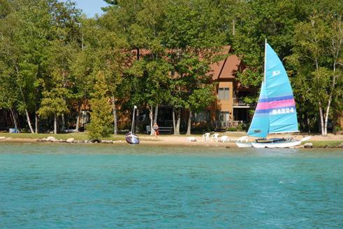 White Birch Lodge Elk Rapids Mi Resort Reviews Resortsandlodges Com