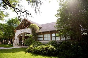 The Archway & Longhorn Room at The Retreat at Balcones Springs.