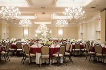 Banquet room at The Sullivan.