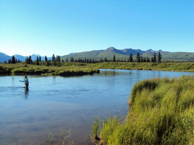 Wilderness place lodge anchorage ak resort reviews for Anchorage fishing charters