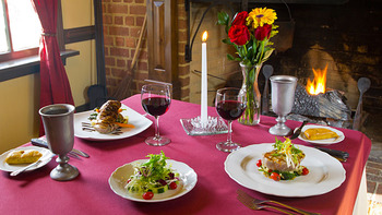 Romantic Dinner at The Historic Powhatan Resort