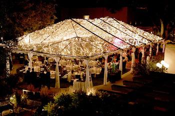 Wedding venue at La Posada de Santa Fe Resort & Spa.