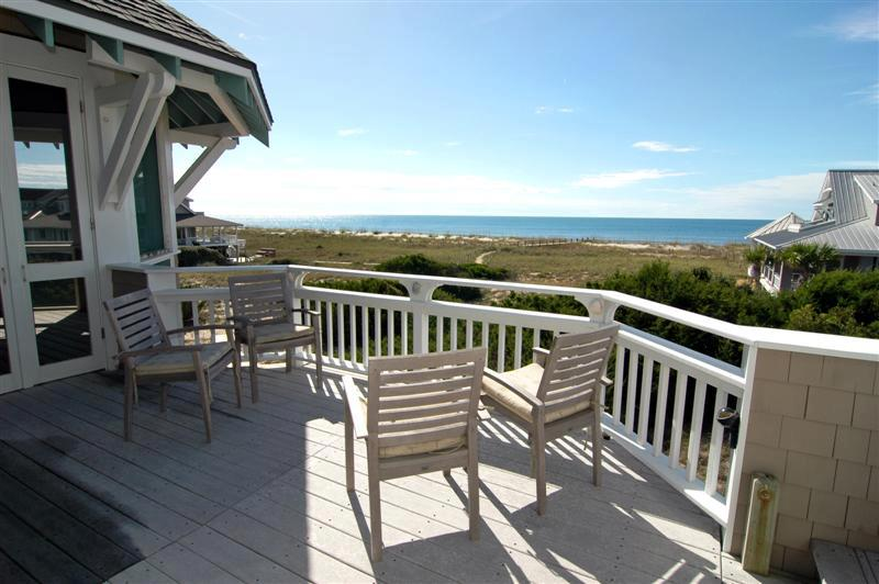 Beachside Rental at Bald Head Island