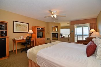 Guest Room at Ocean View Resort