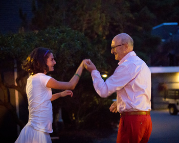 Dance the night away at Woodloch Resort