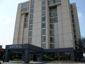 Welcome to the Imperial Hotel & Suites
