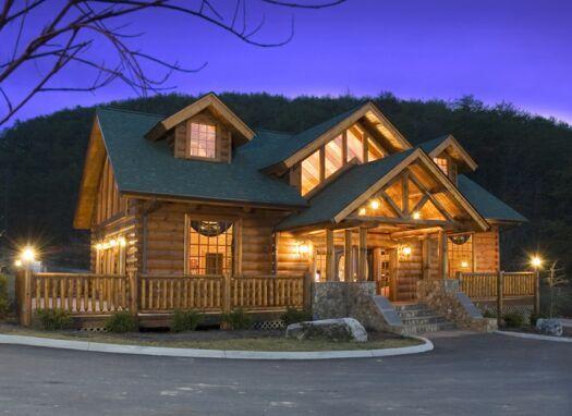 Cabin at Eden Crest Vacation Rentals