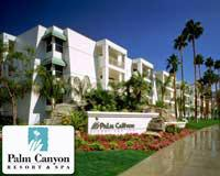 Palm canyon resort spa palm springs ca resort - Palm canyon resort 2 bedroom villa ...