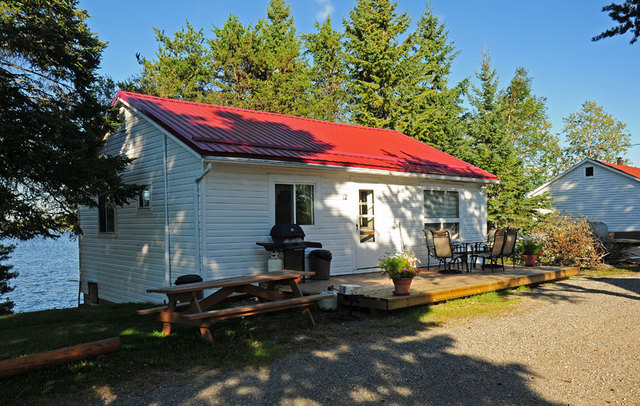 Goose bay camp ear falls ontario resort reviews for Lac seul fishing resorts