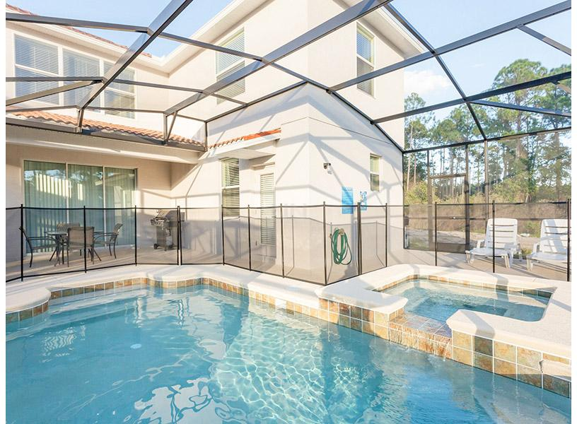 Rental pool at Favorite Vacation Homes.