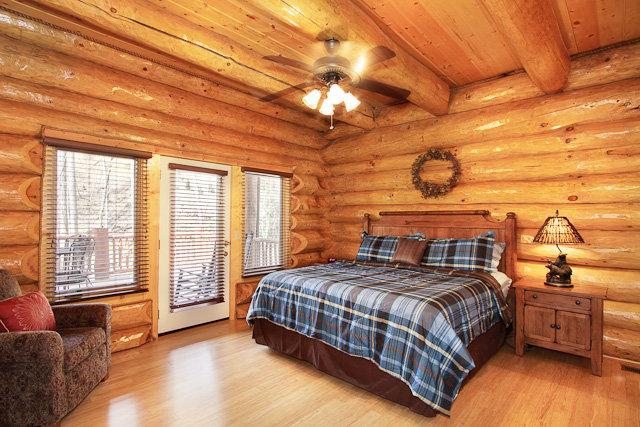 Gatlinburg Vacation Rentals Cabin Large Custom Built