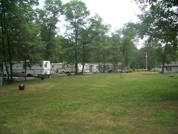 RV Park at Pine Crest Resort