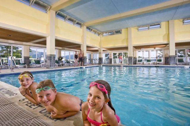 Indoor Pool at The Sagamore Resort
