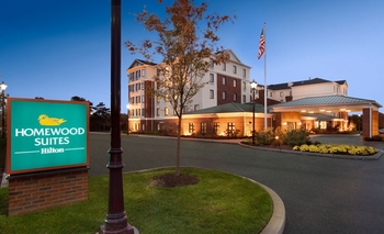 Exterior View of Homewood Suites by Hilton Newtown