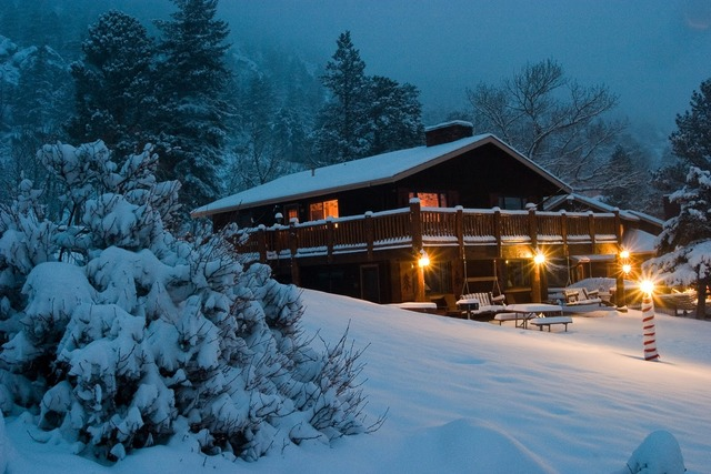 Mcgregor Mountain Lodge Estes Park Co Resort Reviews