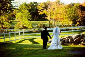 Wedding at Stonehedge Inn and Spa