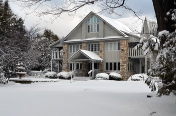 Winter time at Country House Resort.