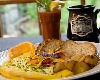 Cuisine at The Settlers Inn