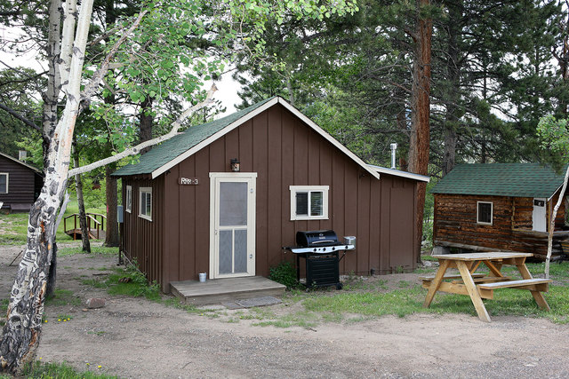lazy r cottages estes park co resort reviews