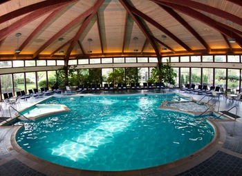 Spa Pool at The Abbey Resort & Avanti Spa
