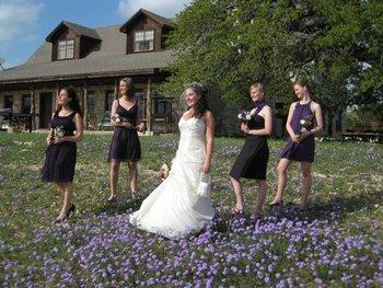 Wedding at Silver Spur Ranch.