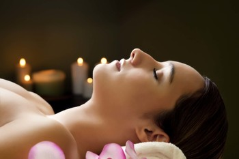 Spa services at Old Kinderhook Resort & Golf Club.