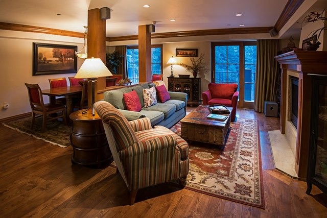 Eaton Suite at Vail Mountain Lodge & Spa.