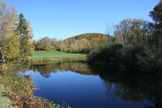Golf course at Northridge Inn & Resort.