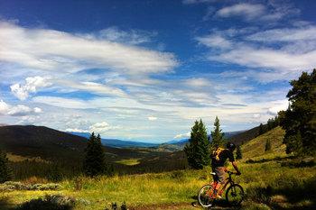 Biking at SummitCove.