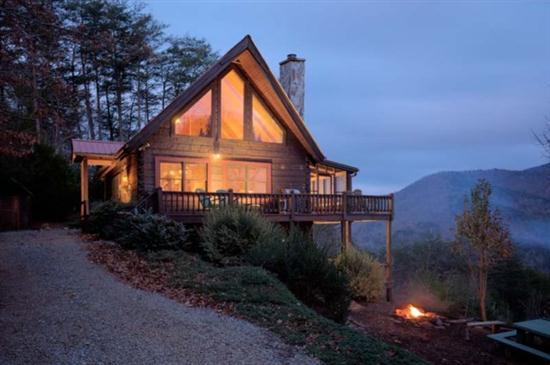 Top georgia mountain cabin rentals for Large cabins in north georgia mountains