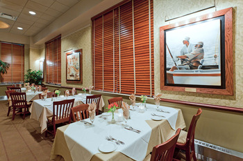 Hemingway's Restaurant at Holiday Inn Suites Ocean City.