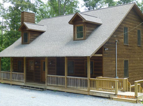 Mountain memories cabin rentals ellijay ga resort for Ellijay cabins for rent by owner