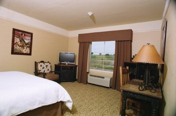 Standard King Guest room at The Inn at Circle T.