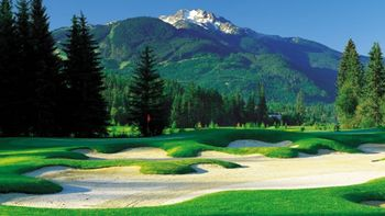 Golf near Four Seasons Resort Whistler.