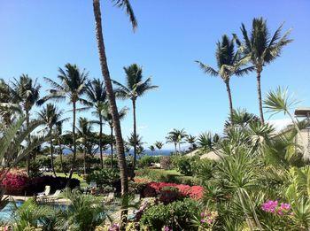 Exterior view of Maui Kamaole.