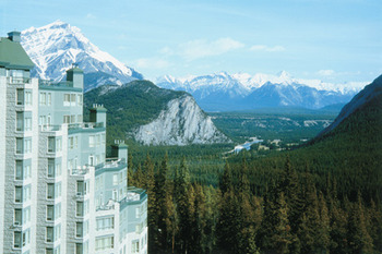 Exterior View of The Rimrock Resort Hotel