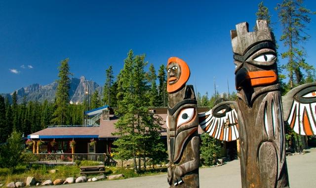 Sunwapta Falls Resort (Jasper, Alberta) - Resort Reviews ...