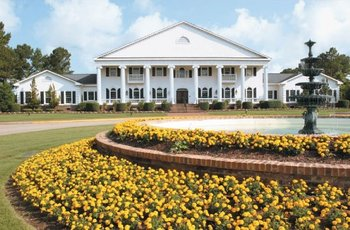 Exterior View of Brunswick Plantation Resort