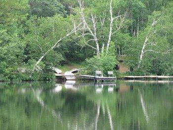 Lake view at Wilderness Way.