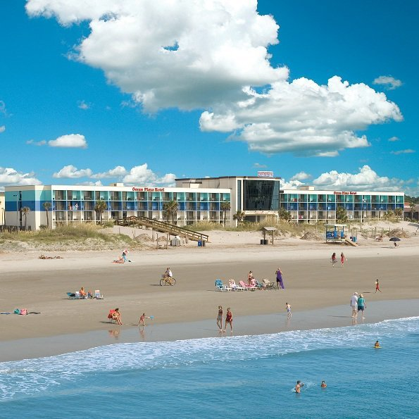 Ocean Plaza Beach Resort (Tybee Island, GA) - Resort Reviews ...