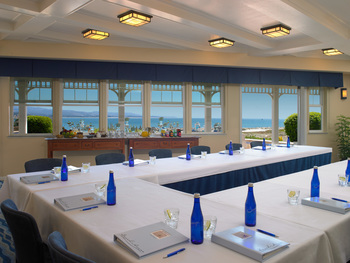 Meetings at Beach House Hotel Half Moon Bay.