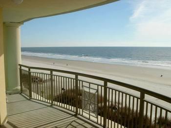 Deck view from Mar Vista Resort Grande.