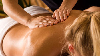 Massages at the Health Spa at Mountain Green Resort