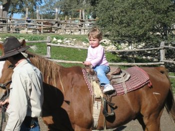 Horseback Riding at Silver Spur Ranch