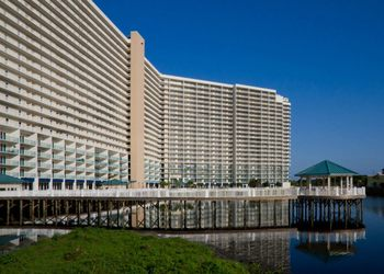 Exterior of Laketown Wharf