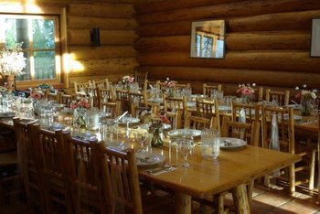 Main Lodge Wedding at Three Bars Ranch
