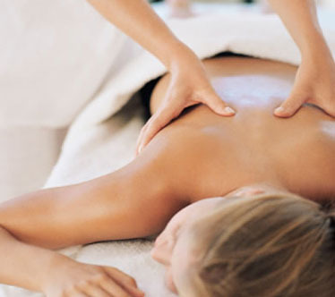 Spa Massage at The Whiteface Lodge