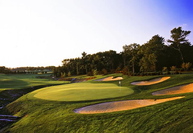 Beautiful Greens at Northern Bay Golf Resort